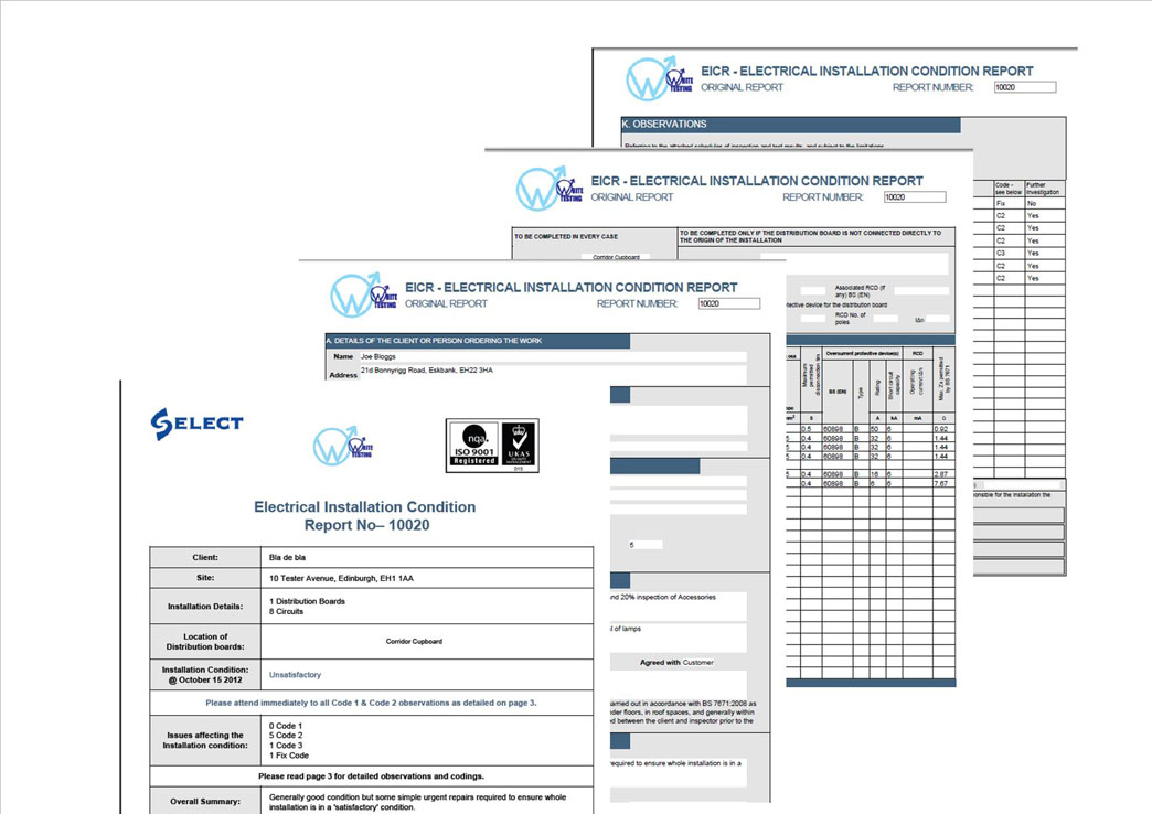 eicr report